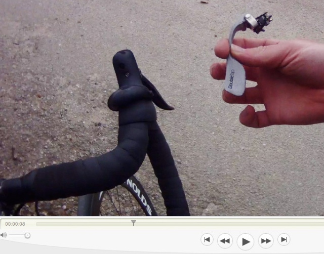 SRAM Force Double Tap Shifter, Fail