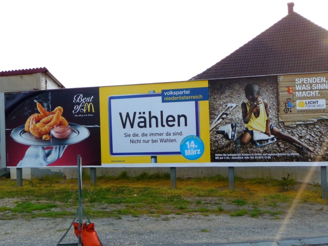 Austrian Billboards