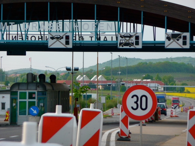Border Control Signs, Out of Control