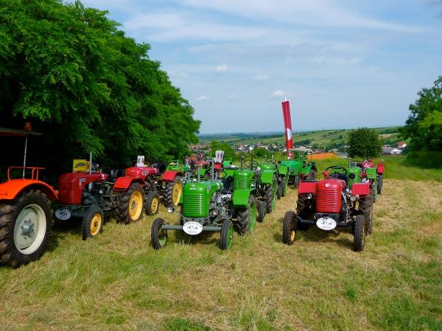 Steyr Antique Tractors