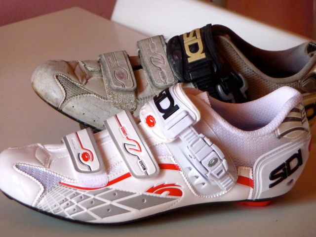 New Sidi Laser vs old Sidi Genius 5.5