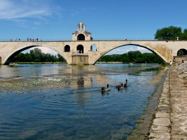 Sur la Pont d'Avignon