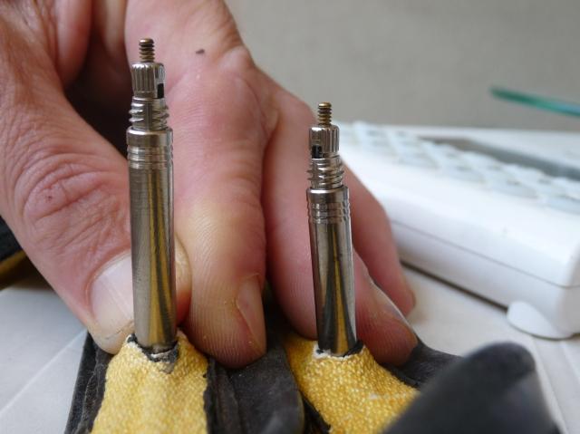 Veloflex Extreme valve stems