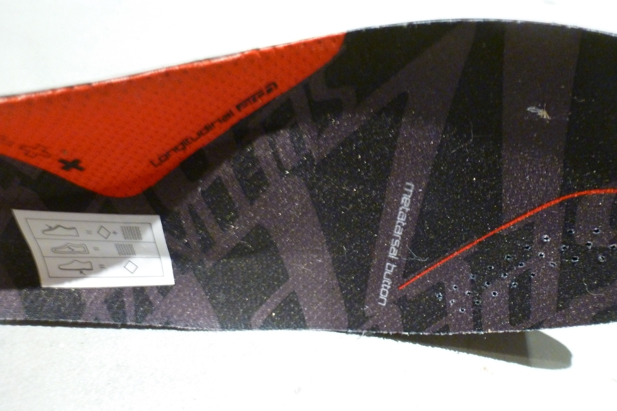 Specialized S-Works Insole (2013/2014)