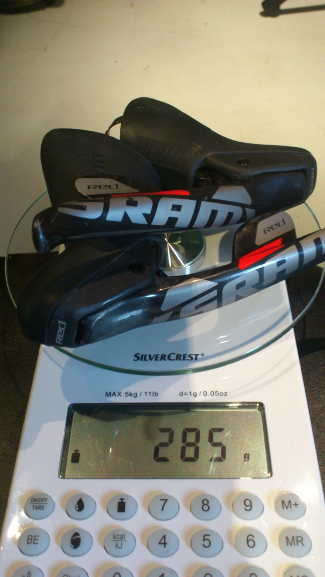 SRAM Red Levers (Stock)
