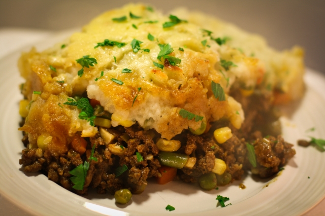 The Science of Shepard's Pie