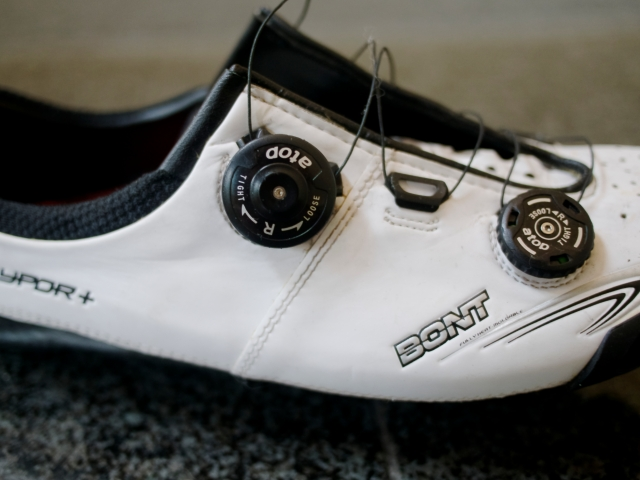 Bont Vaypor+ with Atop dials